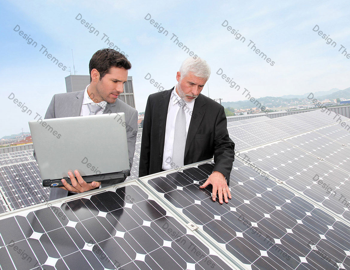 ERECTION & MAINTENANCE OF PHOTOVOLTAIC PANELS